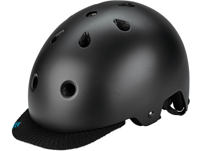Kali Saha Casco, matte black/blue